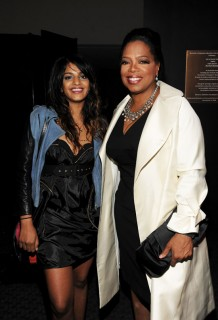 M.I.A. & Oprah Winfrey // 2009 Time 100 Most Influential People in the World Gala