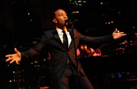 John Legend // 2009 Time 100 Most Influential People in the World Gala