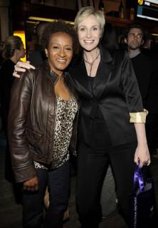 Wanda Sykes & Jane Lynch // Fox\'s 2009 UpFront Presentation