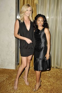 Charlize Theron & Jada Pinkett-Smith // Simon Wisenthal Center's Annual National Tribute Dinner