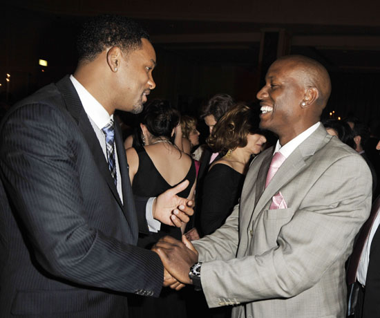 Will Smith & Tyrese // Simon Wisenthal Center's Annual National Tribute Dinner