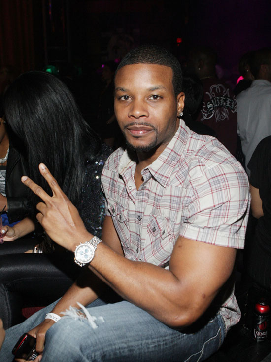 Kerry Rhodes // YRB Magazine's How You Rock It Party