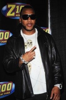 Flo Rida // Z100\'s Zootopia 2009 Concert (press room)