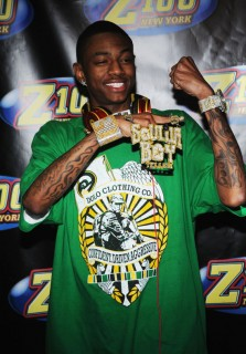 Soulja Boy // Z100\'s Zootopia 2009 Concert (press room)