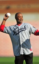 Baseball legend Ozzie Smith // 2009 Atlantic League All-Star Game and the Hot 97 vs. KISS-FM Celebrity Softball Showdown