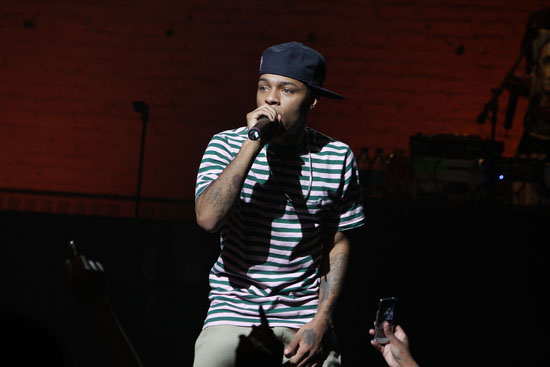 Bow Wow in concert at The Apollo Theater in NYC
