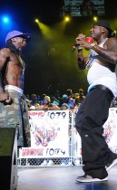 Lil Wayne & Young Jeezy // 2009 Hot 107.9 Birthday Bash