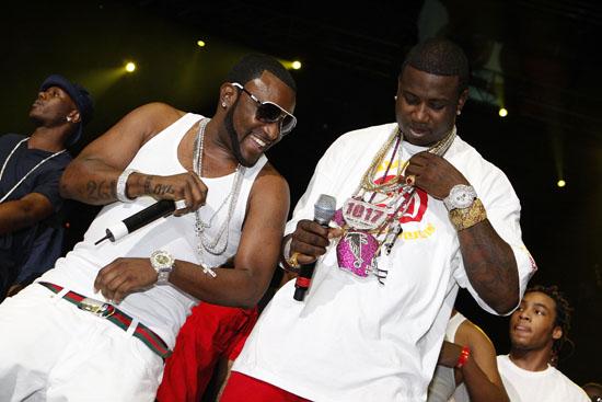Shawty Lo & Gucci Mane // 2009 Hot 107.9 Birthday Bash