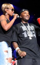 Mary J Blige & Young Jeezy // 2009 Hot 107.9 Birthday Bash