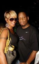 Mary J. Blige & Kendu Isaacs // 2009 Hot 107.9 Birthday Bash
