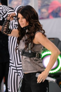 Fergie of The Black Eyed Peas // NBC\'s Today Show (June 12th 2009)