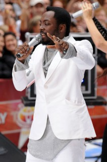 Will.i.am of The Black Eyed Peas // NBC\'s Today Show (June 12th 2009)
