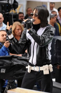 Taboo of The Black Eyed Peas // NBC\'s Today Show (June 12th 2009)