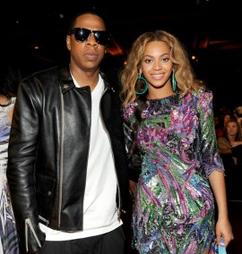 Jay-Z and Beyonce // 2009 BET Awards (Audience)
