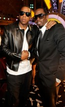 Jay-Z and Diddy // 2009 BET Awards (Audience)