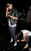 Keri Hilson // 2009 BET Awards (Backstage)