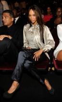 Tyra Banks // 2009 BET Awards (Audience)