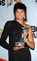 Taraji P. Henson // 2009 BET Awards (Press Room)