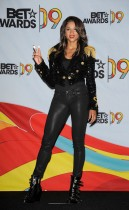 Ciara // 2009 BET Awards (Press Room)