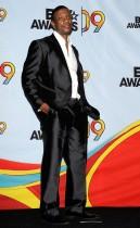 Keith Sweat // 2009 BET Awards (Press Room)