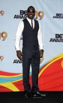 Idris Elba // 2009 BET Awards (Press Room)