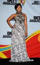 Trina // 2009 BET Awards (Press Room)