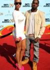 Kanye West & Amber Rose // 2009 BET Awards (Red Carpet)