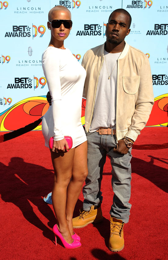 Kanye & Amber