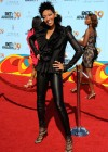 Monica // 2009 BET Awards (Red Carpet)