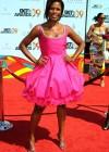 Omarosa // 2009 BET Awards (Red Carpet)