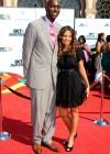 John Salley & his wife Natasha // 2009 BET Awards (Red Carpet)