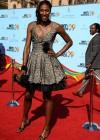 Lisa Leslie // 2009 BET Awards (Red Carpet)