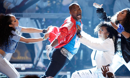 Jamie Foxx // 2009 BET Awards (Show)