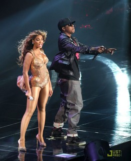 Beyonce & Jay-Z // I Am... Tour concert in New York City