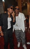 Mario & Sean Garrett // 2009 Burger King Fam Fest in Atlanta, Georgia