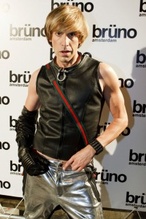 Sacha Baron Cohen // Bruno movie premiere in Amsterdam