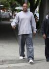 Barry Bonds shopping in LA (June 10th 2009)