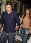 Nick Lachey & Vanessa Minnillo in West Hollywood (June 15th 2009)
