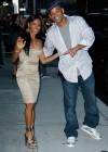 Will Smith & Jada Pinkett Smith outside Ed Sullivan Theater in New York (June 15th 2009)