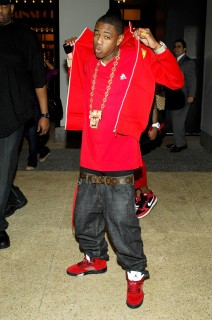 Soulja Boy outside MTV Studios in New York City (June 15th 2009)