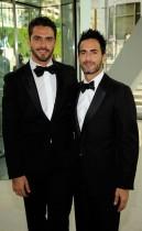 Fashion Designer Marc Jacobs & Lorenzo Martone// 2009 CFDA Fashion Awards