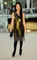 Fashion Designer Vera Wang // 2009 CFDA Fashion Awards