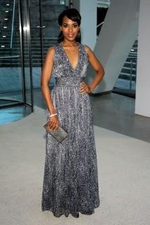 Actress Kerry Washington // 2009 CFDA Fashion Awards
