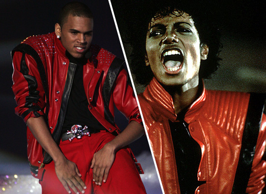 Chris Brown // Michael Jackson