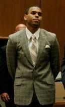 Chris Brown in LA Superior Court (June 22nd 2009)