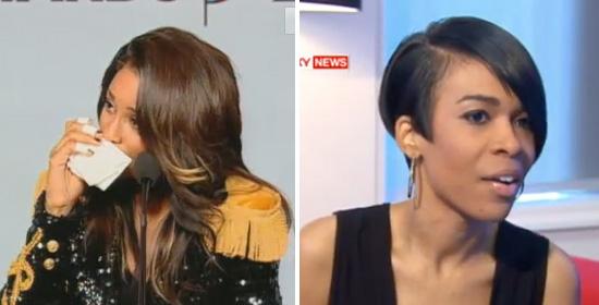 Ciara & Michelle Williams speak on Michael Jackson's impact