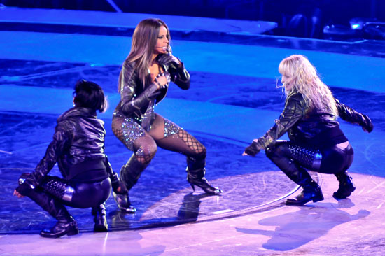 Ciara // The Circus Tour: Starring Britney Spears at O2 Arena in London