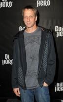 Tony Hawk // DJ Hero Launch Party