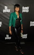 Taraji P. Henson // DJ Hero Launch Party