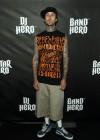 Travis Barker // DJ Hero Launch Party